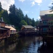 Ketchikan-Alaska-Creek-Street