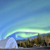 AURORA OVER ICE MUSEUM-LIGHTER VERSION