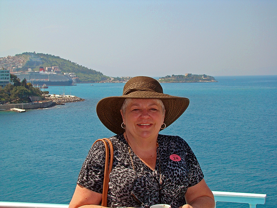 Travel with Sara Raney on the Queen Victoria - Cunard Line