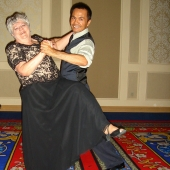 Travel with Sara Raney - enjoy dancing on the cruise ships
