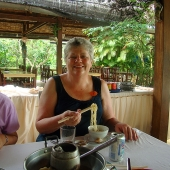 Travel with Sara Raney to the Mekong Delta, Vietnam.