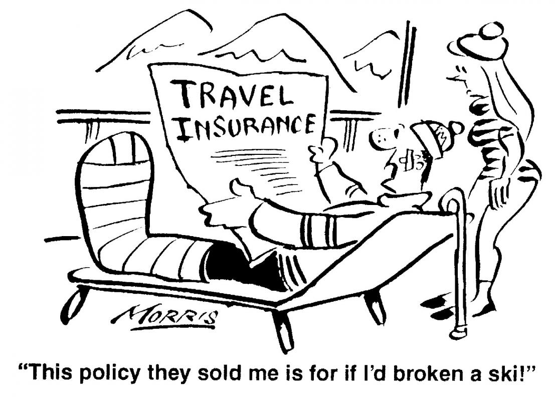 travel insurance the one travel item you can t do without   sararaney