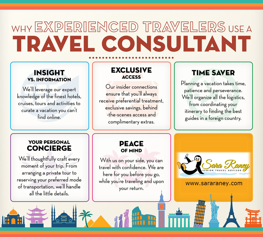 Why travel consultants are in demand