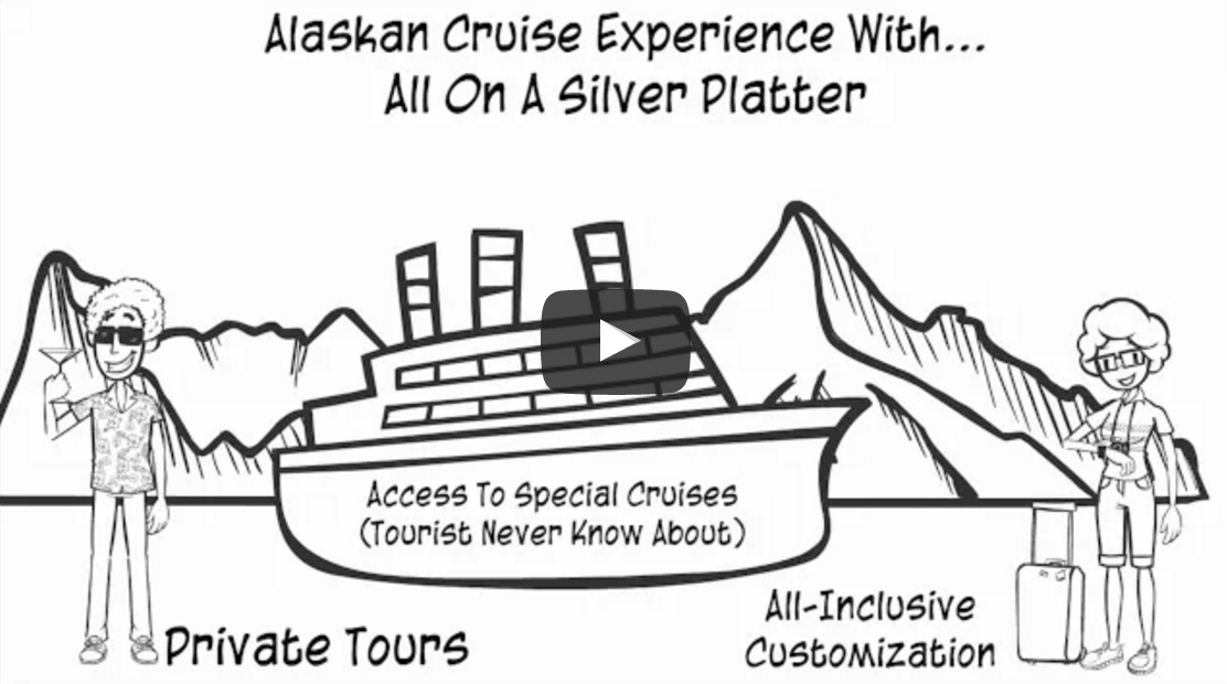 Travel Alaska in Style with Sara Raney (whiteboard)